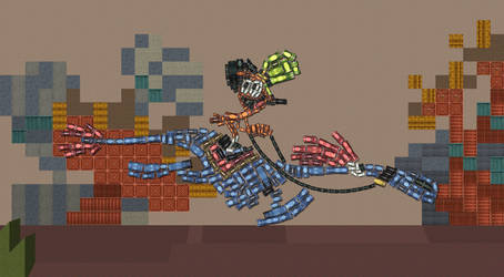 Wander Over Yonder - Grand Theft Auto 2 Map Art