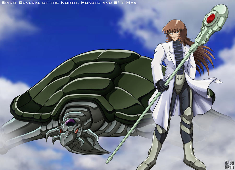 B't X Hokuto_and_max_by_flyingkirin-d390f44