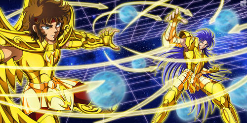 Summit Confrontation by FlyingKirin