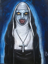 The Nun by Kro-987