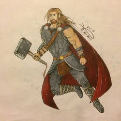 Thor by Kro-987