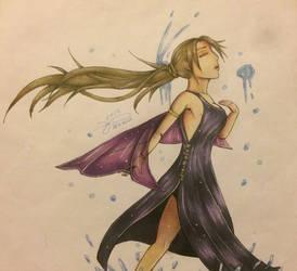 Like Flowing Water 3 by Kro-987