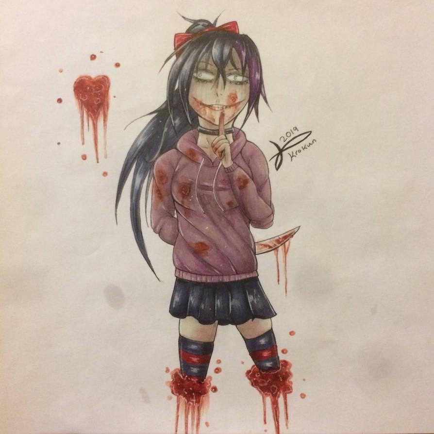 Nina The Killer by Kro-987
