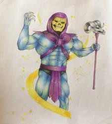 Skeletor by Kro-987