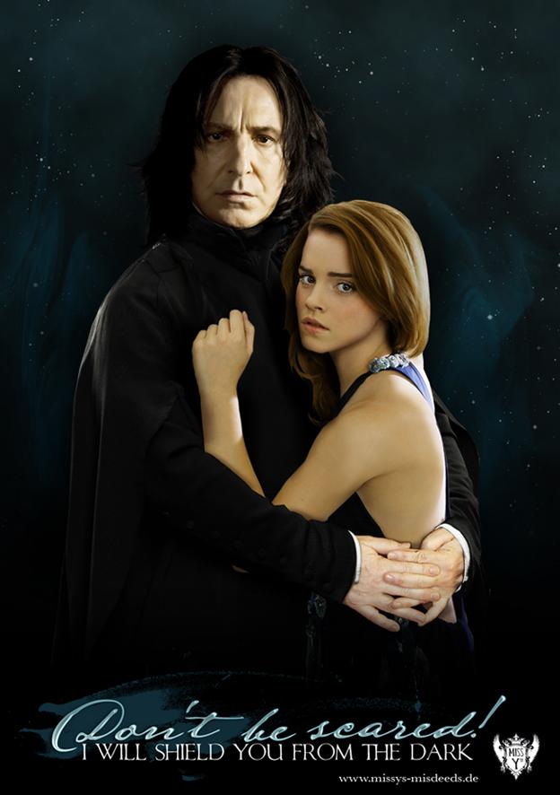 Professor Snape Und Hermine
