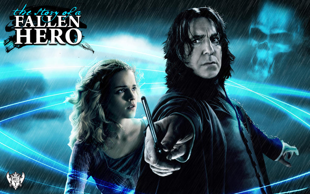 The Story of a fallen hero by Mrs-Severus-Snape