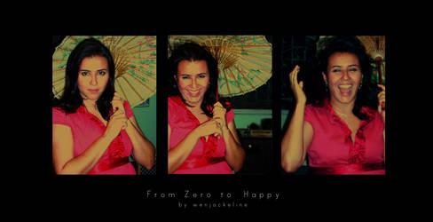 From Zero to Happy