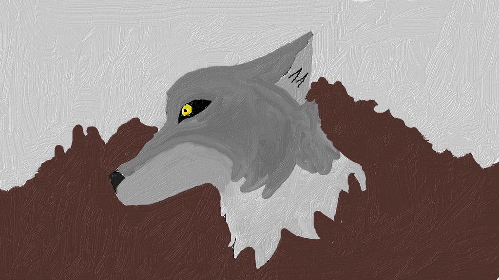 Wolf by NisshokuTamashi