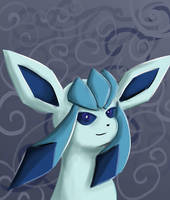 Glaceon by Nsane99