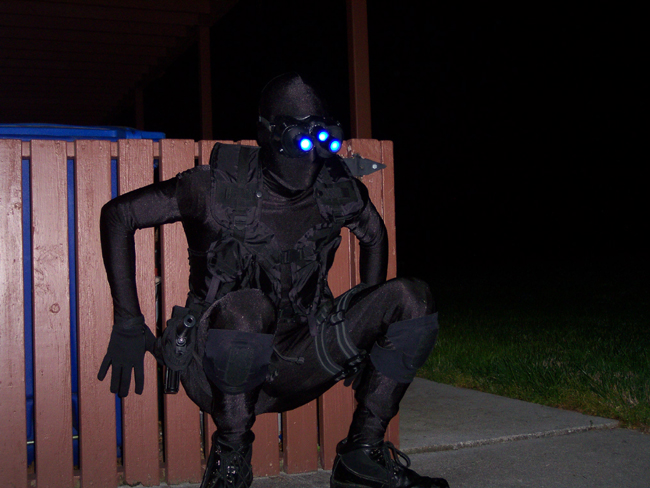 splinter cell by bardo kudane - Splinter Cell Halloween Costume