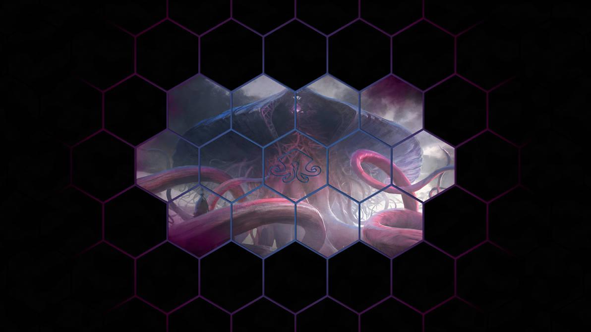 Hexagon Mtg Emrakul The Promised End C By Locix Ita On