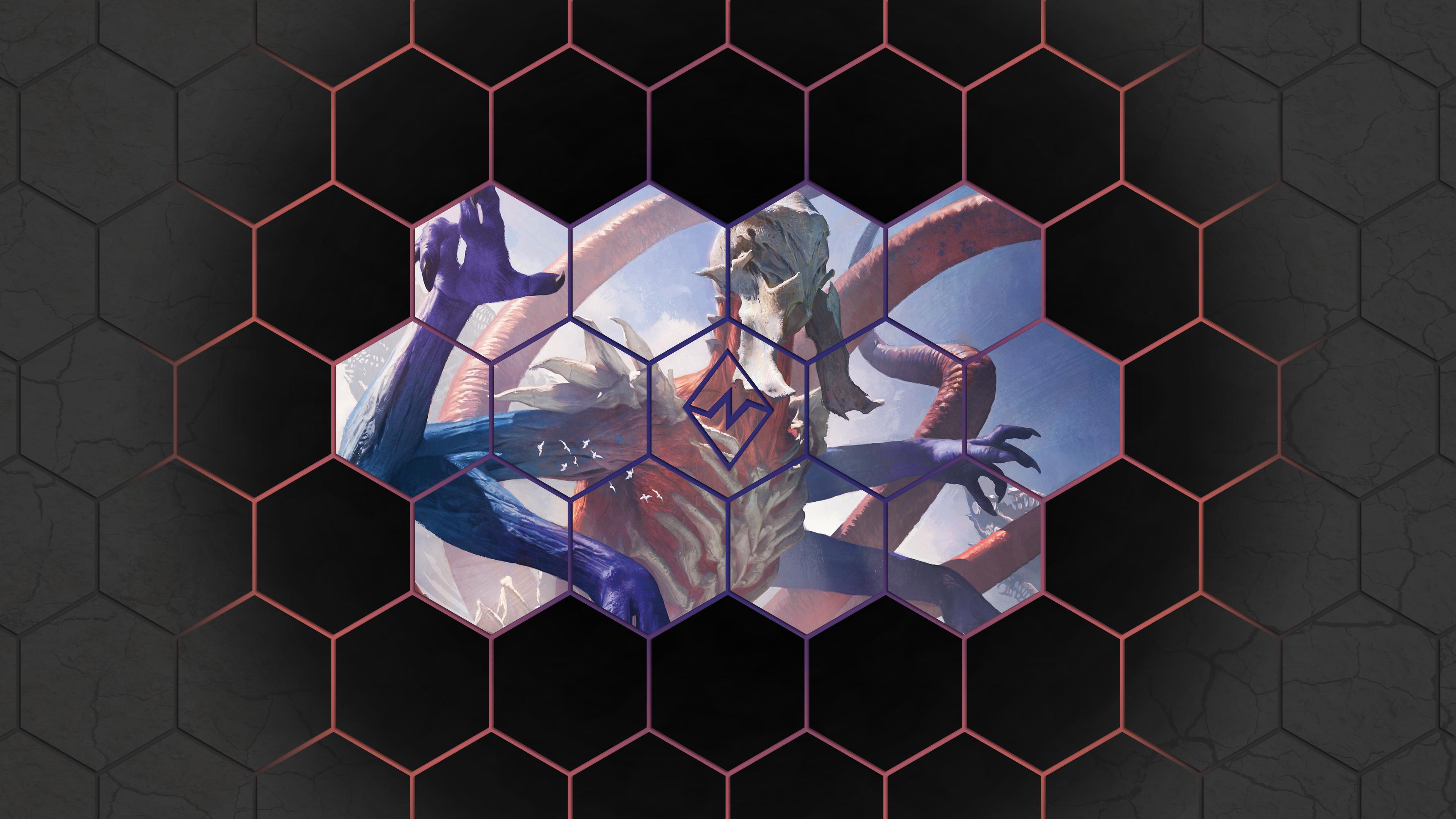 Hexagon Mtg Ulamog The Ceaseless Hunger C By Locix Ita On
