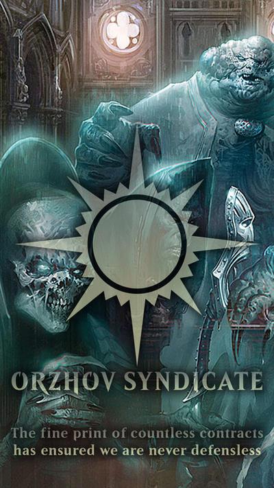orzhov syndicate magic - photo #8