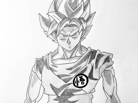 SSJB Goku