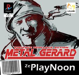 Metal Gerard cover