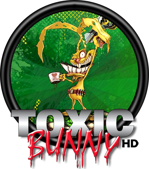 Toxic Bunny HD by KathTheDragoness