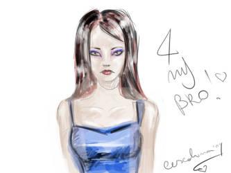 Tolkieniana Static Portrait by ADSE