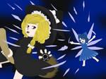Marisa Versus Cirno