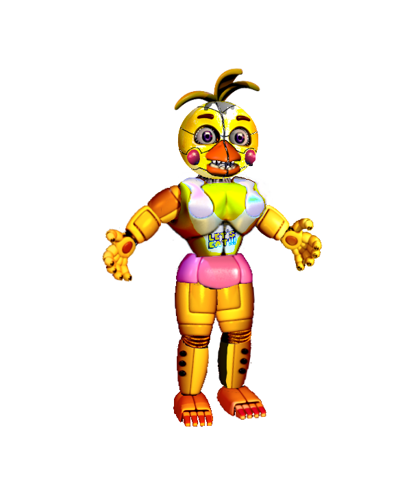 how to find funtime chica