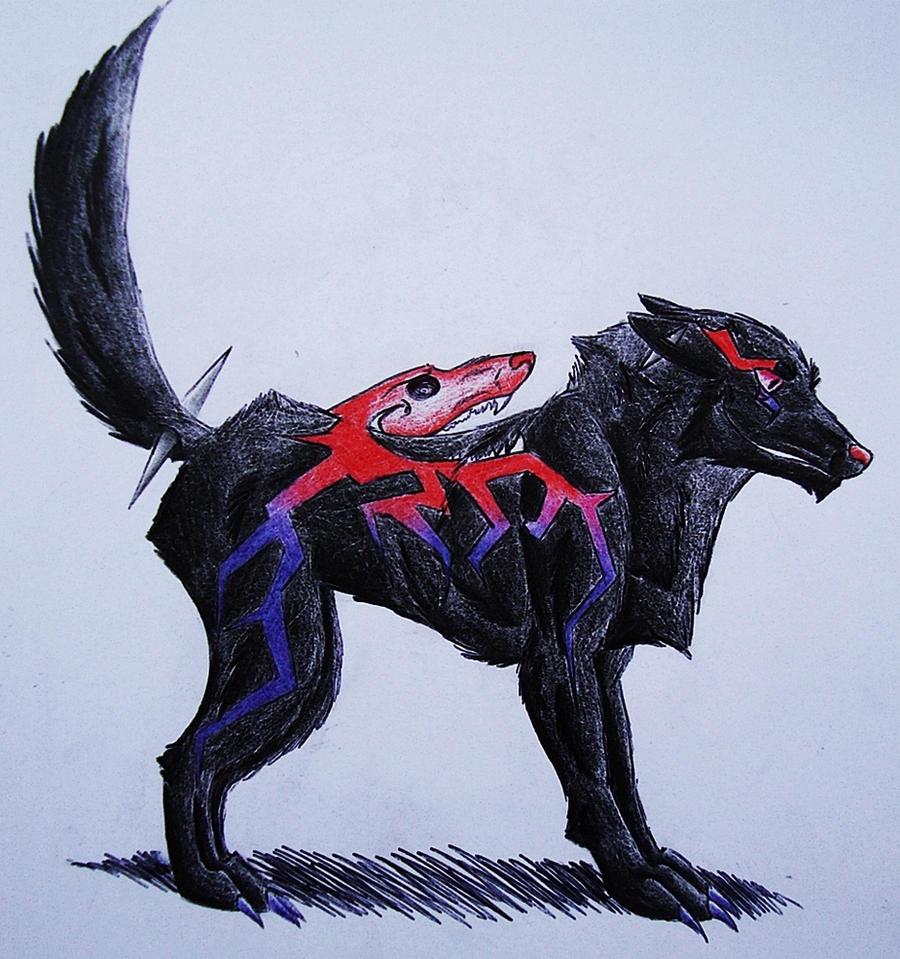Taroxon2 - Awakening of a Demon by LonlyAntelope