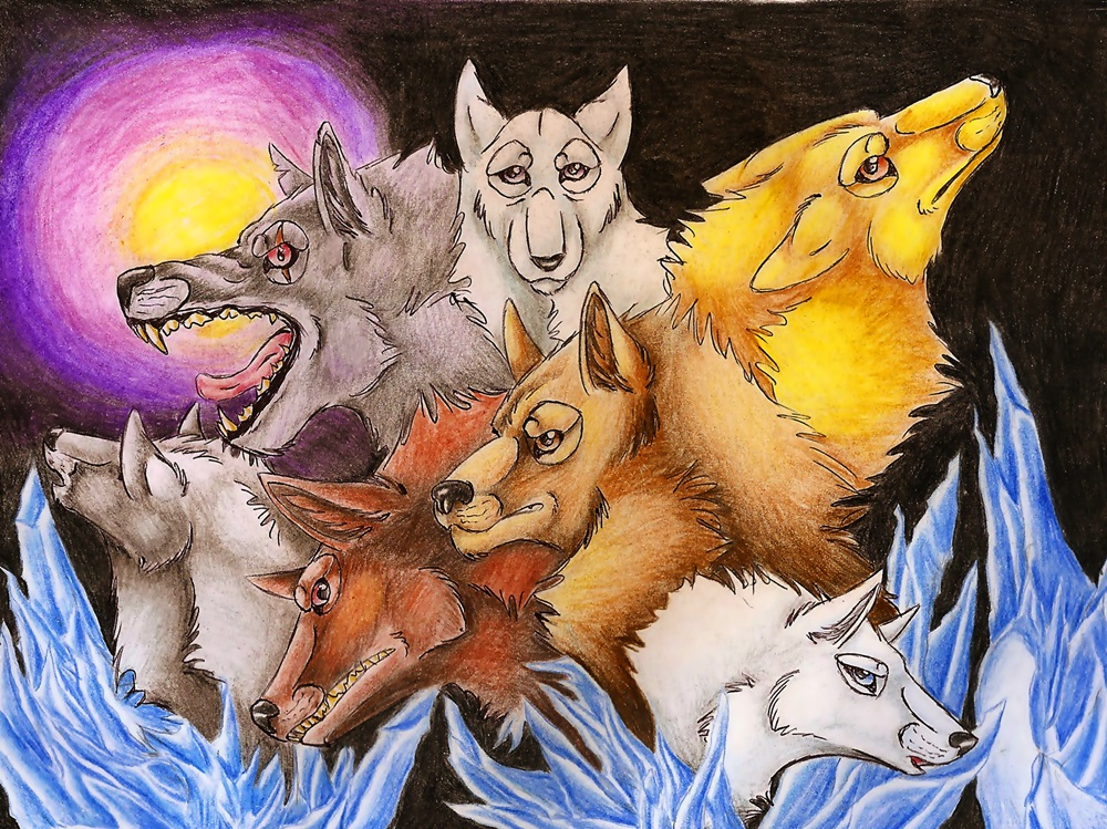The Pack by LonlyAntelope