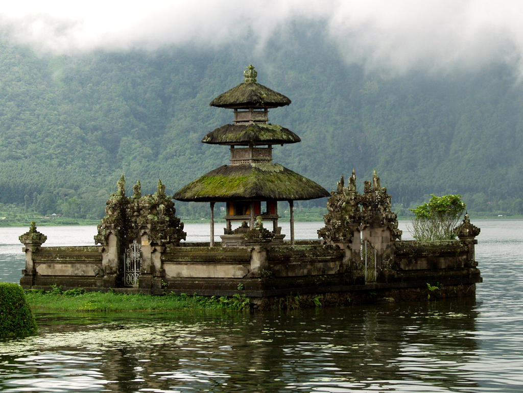 Bali Temple By Oakwell On DeviantArt