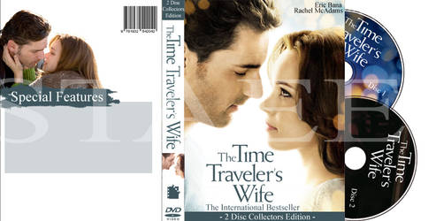 The Time Traveler's Wife DVD by staee