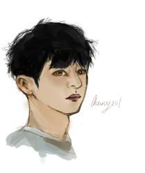 Chanyeol by Nicole1102