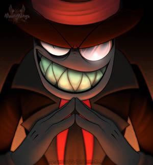 Villainous - Black Hat