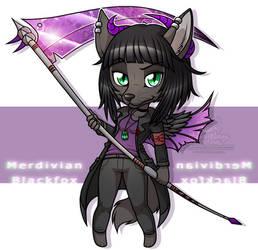 .: -Chibi Merdivian Blackfox- :.