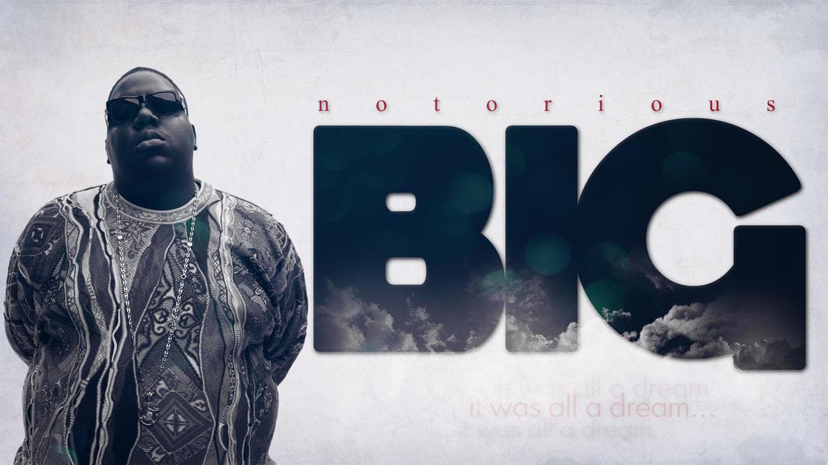 Notorious BIG By Daveezdesign