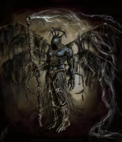 Colossus 'Plane of Death' by n1agara