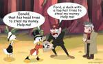 Stan vs. Scrooge