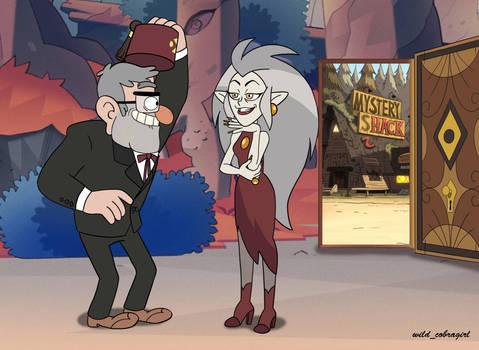 Stan meets Eda