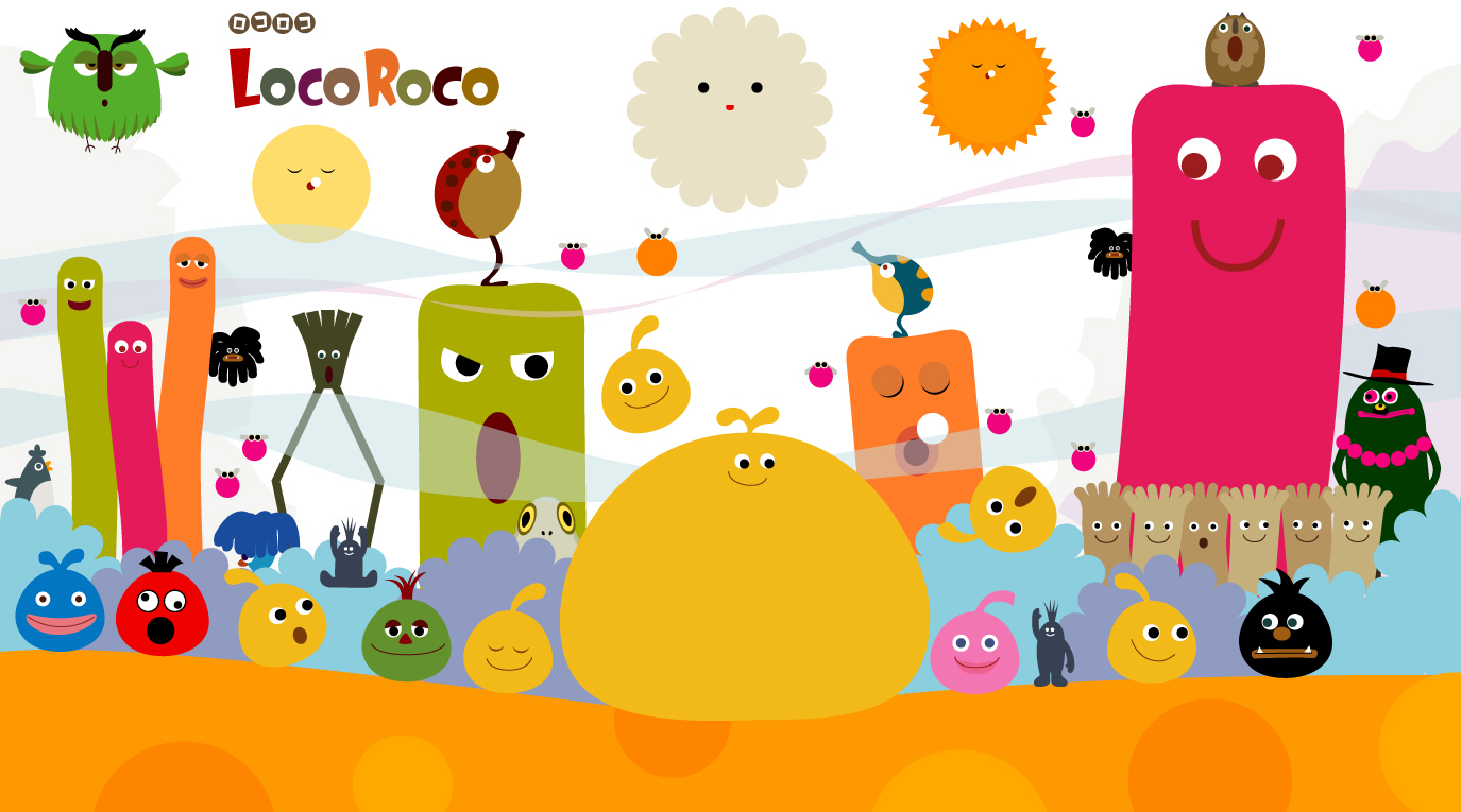 loco roco Beste Bilder: