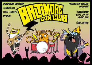 Baltimore Gun Time!