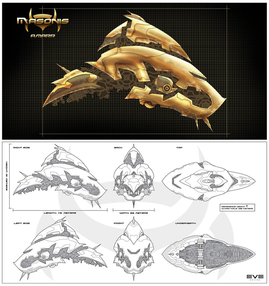 Masonis - Eve Online by mikepacker