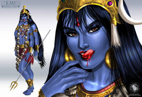 Kali by mikepacker