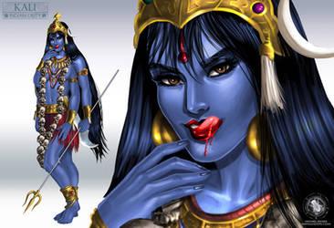 Kali by mikepacker