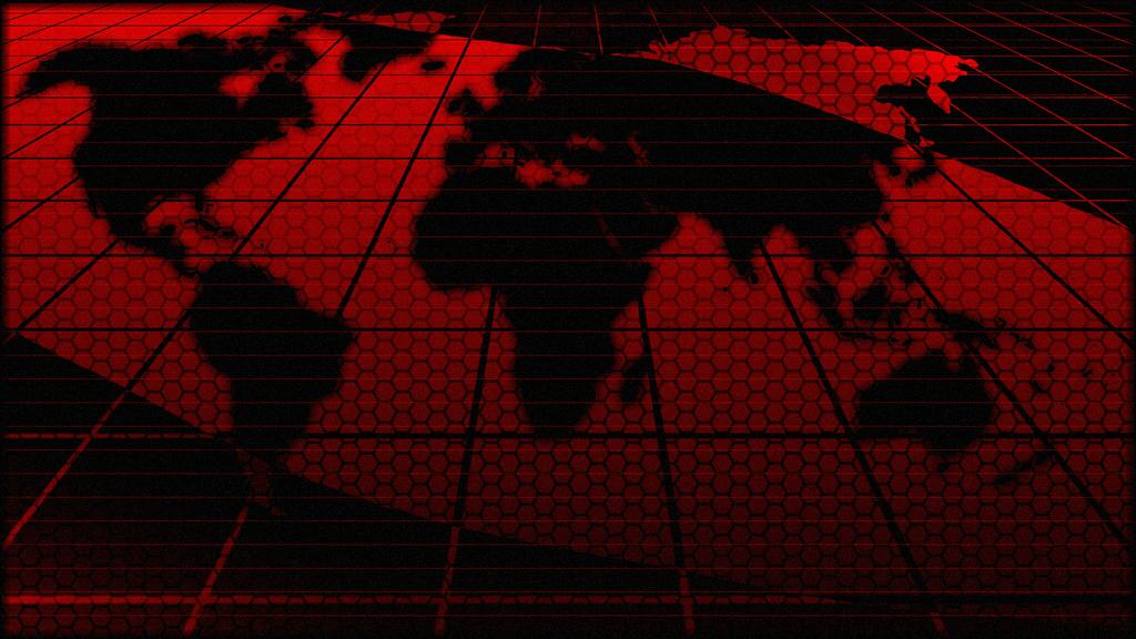 Digital world map by doublea7 on deviantart digital world map by doublea7 gumiabroncs Images