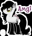 Amgi pony #2