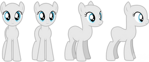 Pony mare base pack