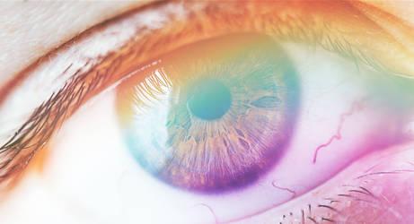 Kaleidoscope Vision