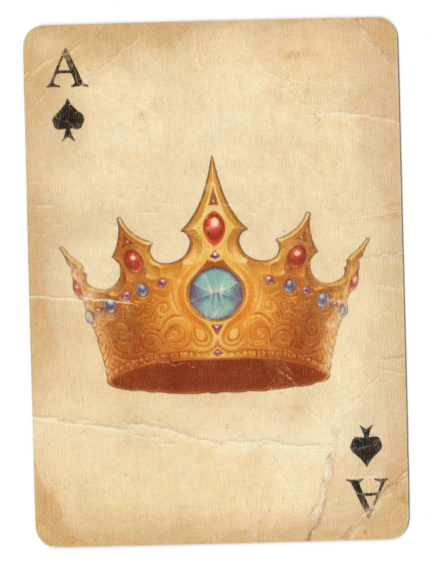 Fable Cards- Ace of Spades by Frostbite-Melody