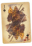 Fable Cards- Jack of Spades