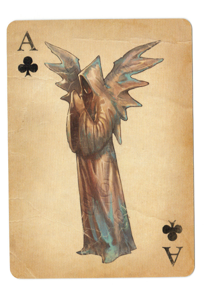Fable Cards: Ace of Clubs by Frostbite-Melody