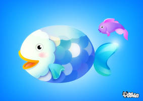 sugar fish by mrbumbz