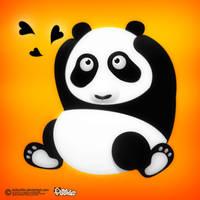 PandaKun by mrbumbz