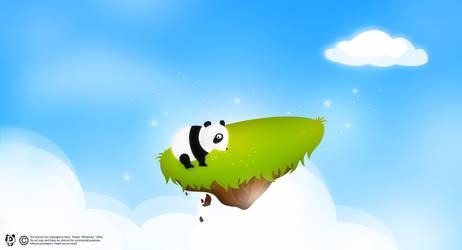 panda by mrbumbz