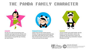 The Panda Character